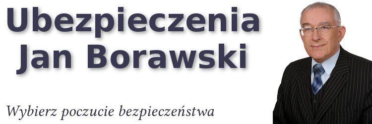 Ubezpieczenia Jan Borawski